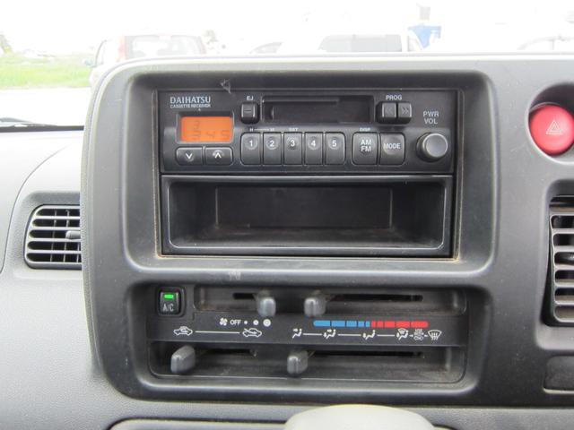 ダイハツ ハイゼットカーゴ クルーズ フル装備 キーレスエントリー ABS オートマ3速