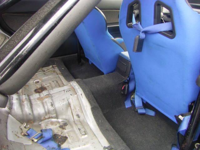 日産 スカイライン GTS-tタイプM テイン車高調 社外マフラー 350ps