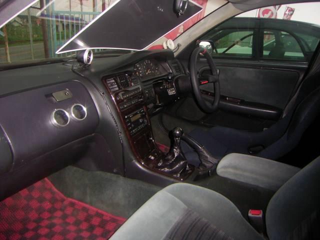 トヨタ クレスタ ツアラーV 後期型 フルエアロ