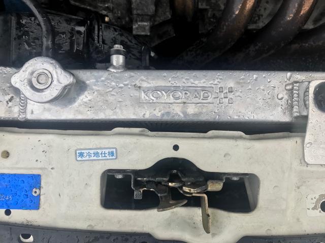 タイプR モータースポーツベース レースベース車 ロアアームブッシュ ダンパーフォークブッシュ フジツボマフラー アペックス車高調 マキシムワークスタコ足 クスコロールゲージ アルミラジエター 強化ドラシャ ピロアッパー クスコLSD(28枚目)
