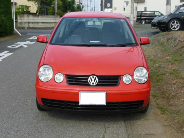 フォルクスワーゲン VW ポロ ベースグレード HDDナビ 社外アルミ フル装備 CD