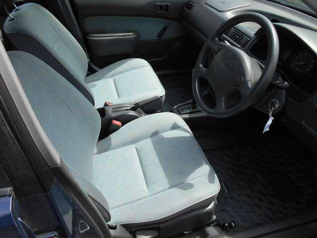 AX EL55 CORSA97 4WD 4AT エアコン(2枚目)