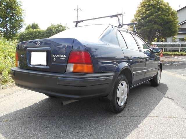 AX EL55 CORSA97 4WD 4AT エアコン(16枚目)