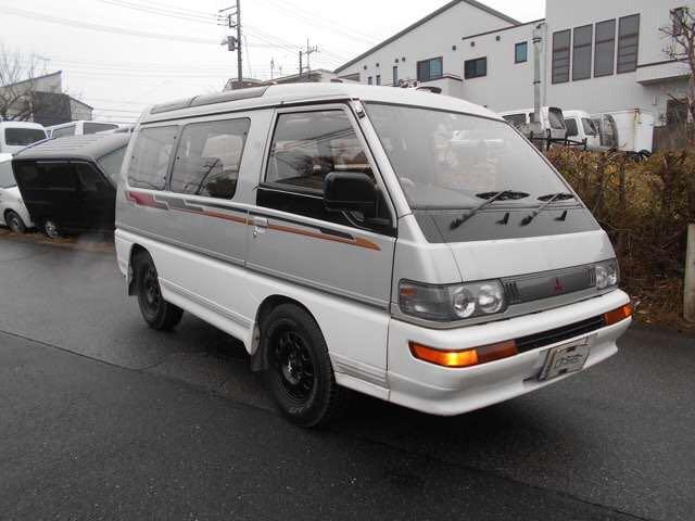 「三菱」「デリカスターワゴン」「ミニバン・ワンボックス」「栃木県」の中古車5