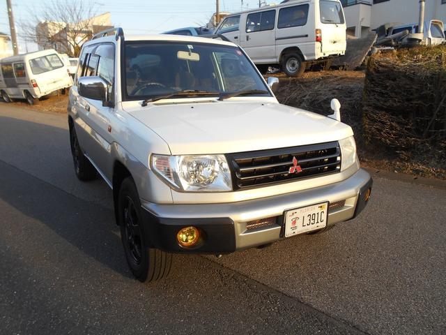 「三菱」「パジェロイオ」「SUV・クロカン」「栃木県」の中古車4