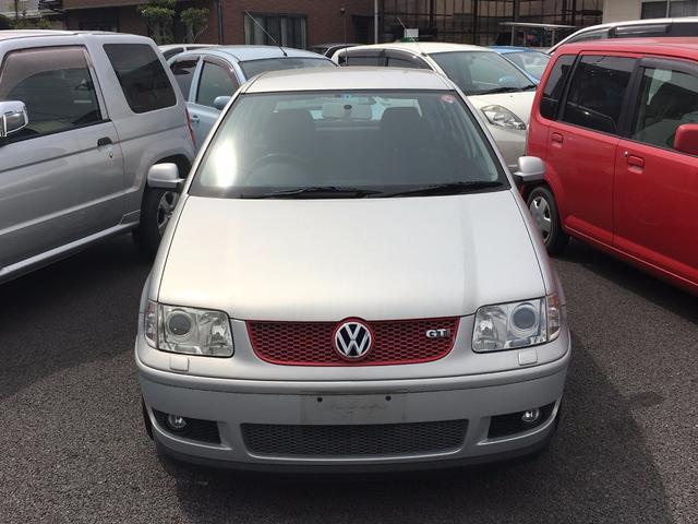 フォルクスワーゲン VW ポロ GTI 5速マニュアル