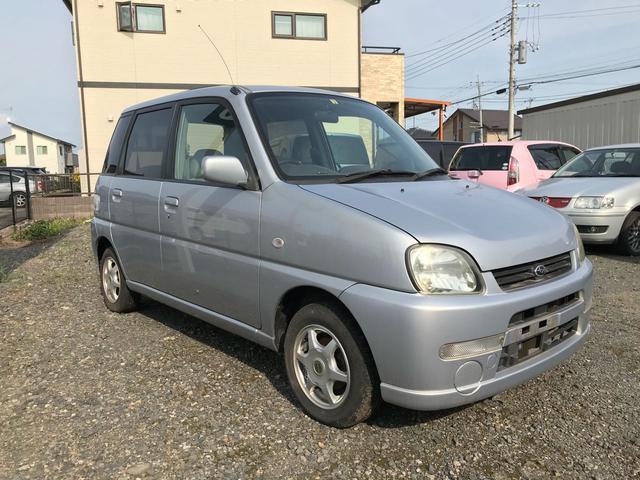 F CD 衝突安全ボディ シルバー 軽自動車 CVT(3枚目)