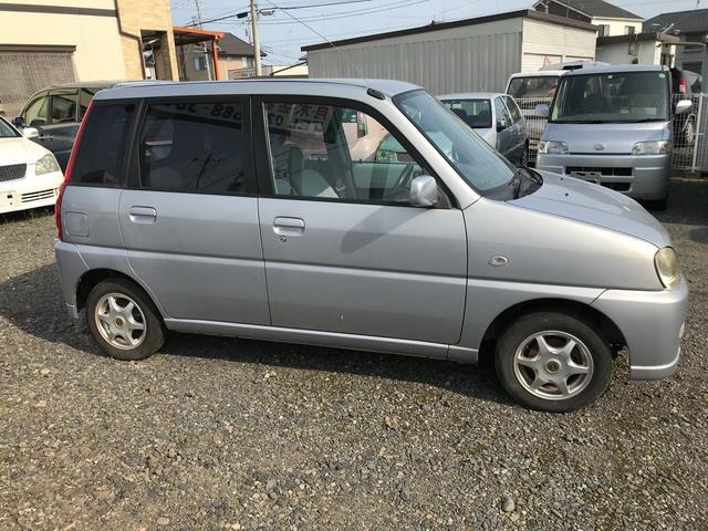 F CD 衝突安全ボディ シルバー 軽自動車 CVT(4枚目)