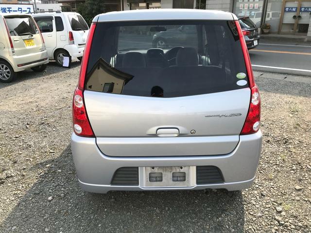 F CD 衝突安全ボディ シルバー 軽自動車 CVT(6枚目)