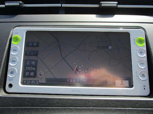 トヨタ プリウス S ワンオーナー SDナビ 1セグTV スマートキー ETC
