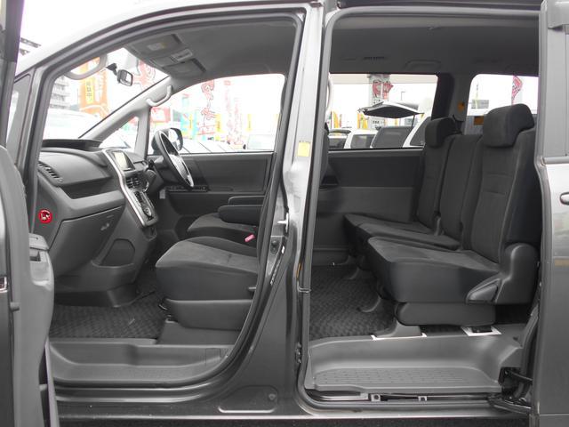 トヨタ ノア X Lセレクション 1オーナー 1セグHDDナビ 左自動ドア