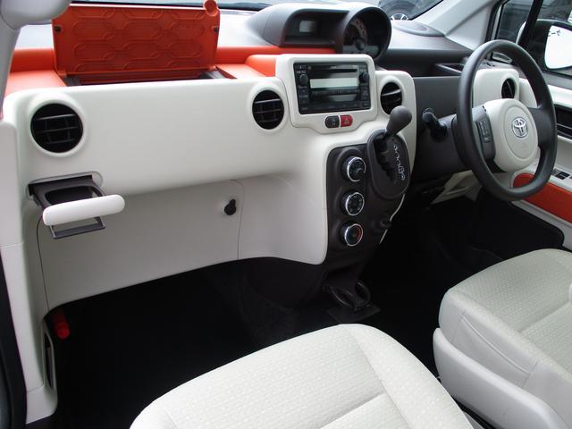 トヨタ スペイド F 1オーナー 新品ナビ取付 自動ドア ETC スマートキー