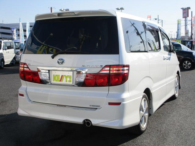 トヨタ アルファードG MS プライムセレクションII HDDナビ ツインサンルーフ