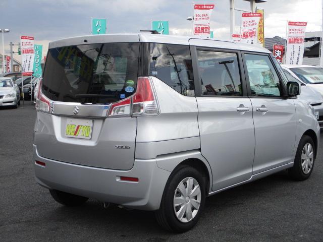 スズキ ソリオ G 当社買取 1オーナー 片側電動 シートヒーター AUX