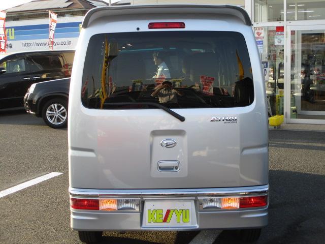 ダイハツ アトレーワゴン カスタムターボRSリミテッド CD 片側電動 キーレス