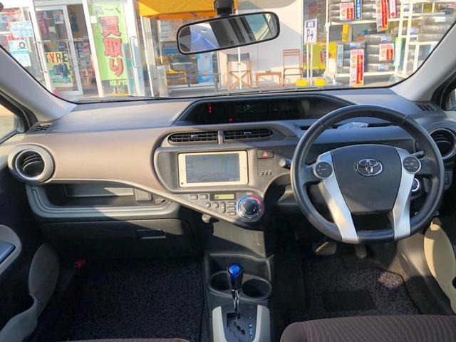 「トヨタ」「アクア」「コンパクトカー」「栃木県」の中古車3