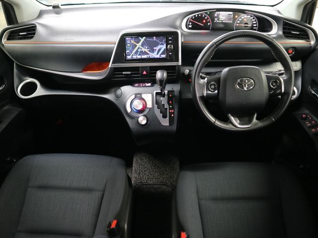 G 禁煙 トヨタセーフティセンス SDナビ 両側電動スライドドア LEDヘッドライト フォグ オートハイビーム フルセグTV バックカメラ ETC2.0 スマートキー プッシュスタート スペアキー有(4枚目)