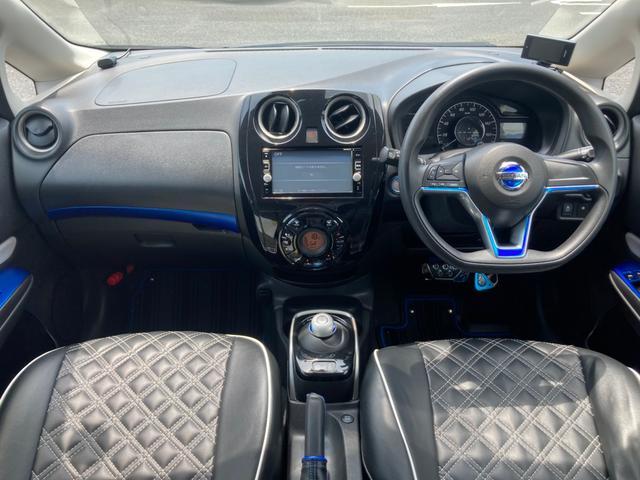 e-パワー X 禁煙 エマージェンシーブレーキ SDナビ アラウンドビューモニター デジタルインナーミラー フルセグTV ドライブレコーダー ETC 純正エアロ LEDヘッドライト オートライト 純正アルミ(9枚目)