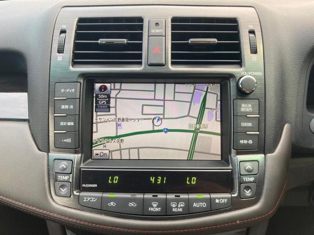 2.5アスリート 禁煙 後期型 TRDエアロ HDDナビ フルセグTV バックカメラ ETC CD・DVD再生 Bluetooth クルーズコントロール 電動シート スマートキー プッシュスタート 純正18インチアルミ(24枚目)