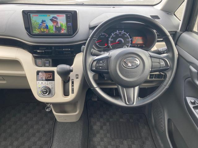 Xリミテッド SAIII 禁煙 後期型 スマートアシスト3 SDナビ フルセグTV バックカメラ ドライブレコーダー シートヒーター スマートキー プッシュスタート スペアキー有 オートハイビーム Bluetooth(10枚目)