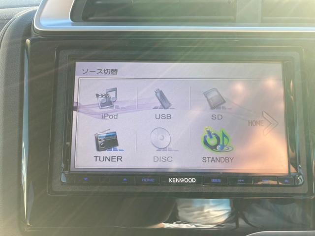 Fパッケージ 【年間5700km走行】禁煙 メモリーナビ CD再生 USB接続 ETC スマートキー プッシュスタート スペアキー有 ミラーウィンカー リアスポイラー ヘッドライトレベライザー ドアバイザー(22枚目)