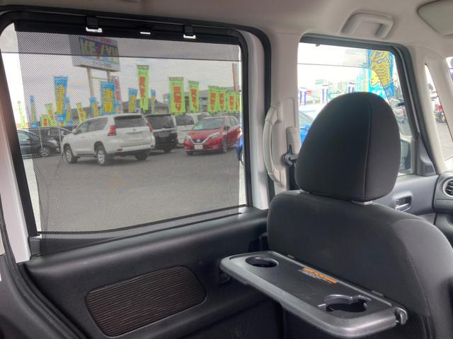 カスタムT 禁煙 1オーナー ターボ SDナビ 両側電動スライドドア フルセグTV バックカメラ ETC Bluetooth スマートキー プッシュスタート 純正エアロ HID フォグ オートライト 純正アルミ(31枚目)