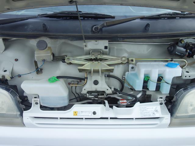 スズキ エブリイ PA 4WD ハイルーフ 両側スライドドア Rワイパー