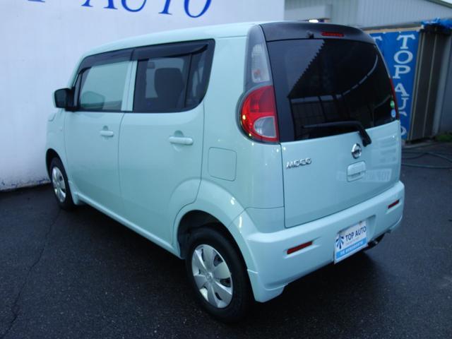 日産 モコ S キーレス ベンチシート Tチェーン車 CD 1年保証