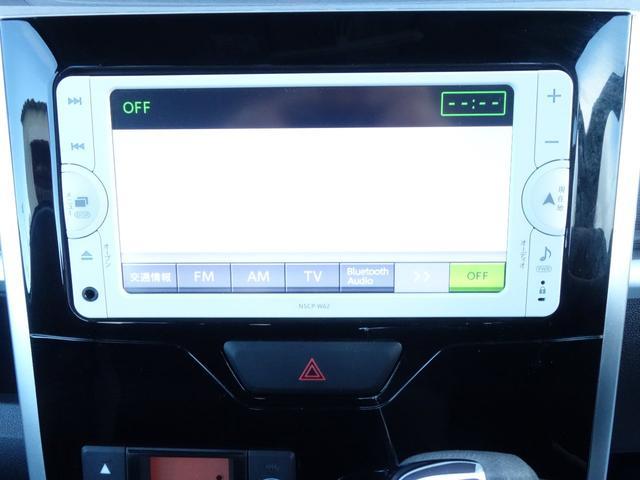 ダイハツ タント カスタムX SA テレビ CD パワースライドドア 1年保証