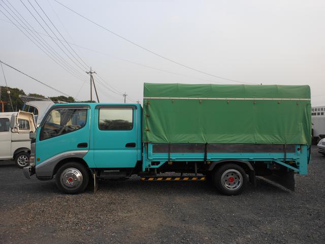 トヨタ ダイナトラック Wキャブロング