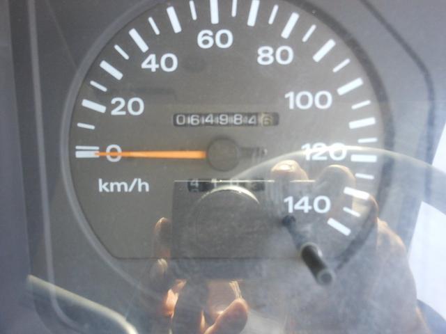 5速マニュアル エアコン パワステ 4WD ホワイト(11枚目)
