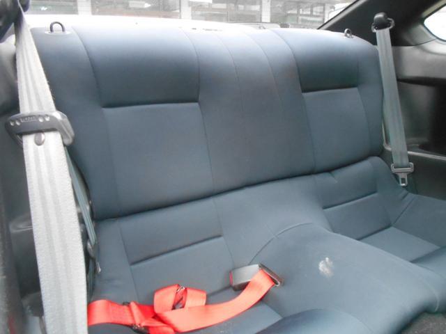 スペックRエアロ 社外マフラー 車高調 レカロシート(13枚目)