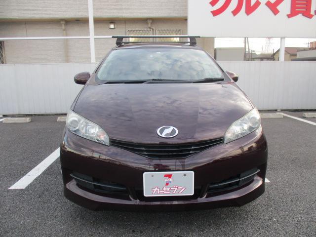 トヨタ ウィッシュ 1.8X HIDセレクション 純正フルセグMナビ