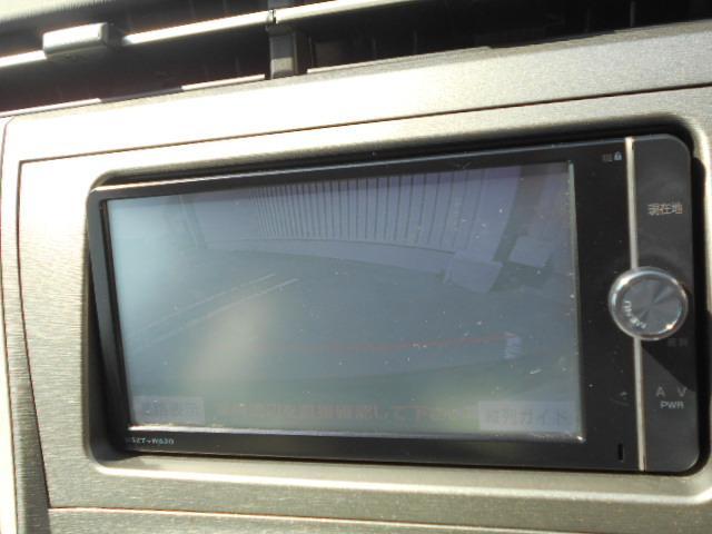 トヨタ プリウス Sツーリングセレクション ナビTV DVD再生 ETC