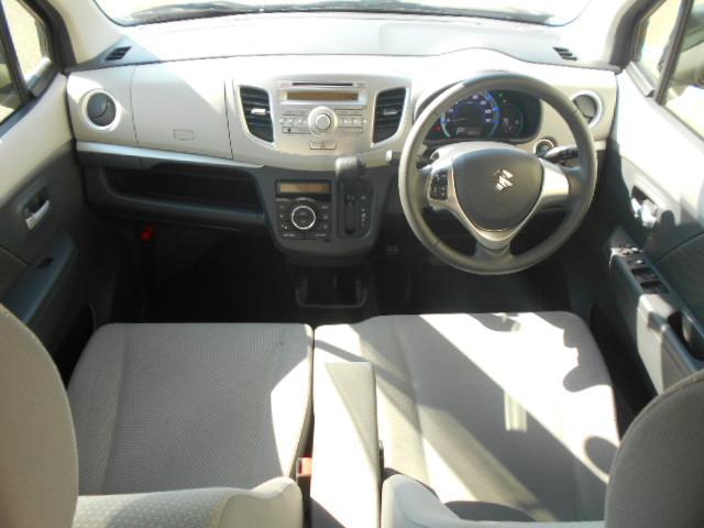 スズキ ワゴンR FZ レーダーブレーキサポート CD S-エネチャージ