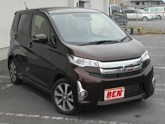 「三菱」「eKカスタム」「コンパクトカー」「茨城県」の中古車10