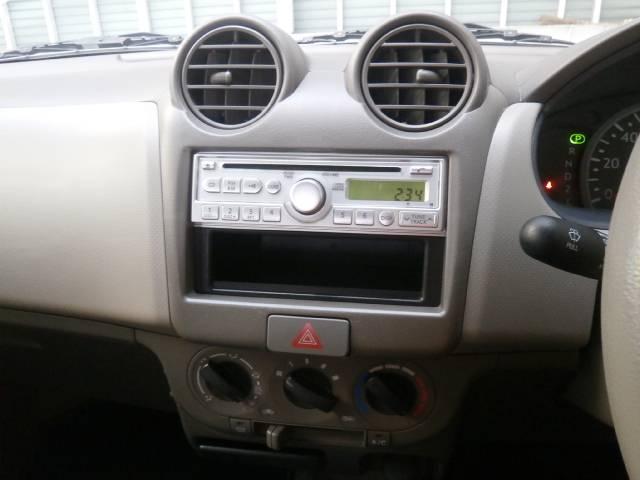 日産 ピノ S キーレス CDデッキ パワステ