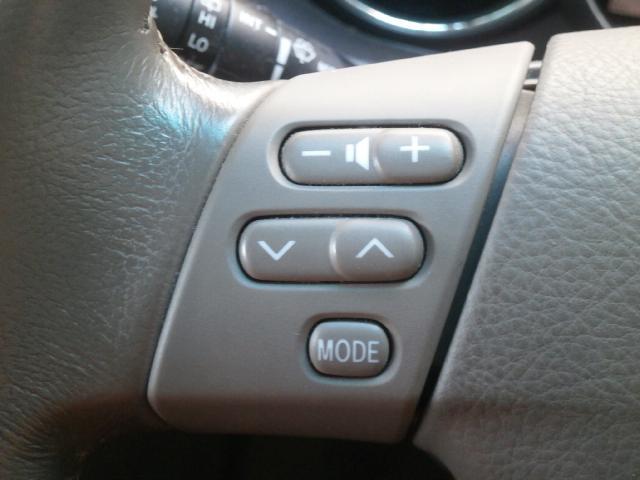 トヨタ ハリアー 240G Lパッケージ ワンオーナー 純正HDDナビ