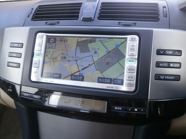 トヨタ マークX 250Gプライムセレクション ETC バックモニター