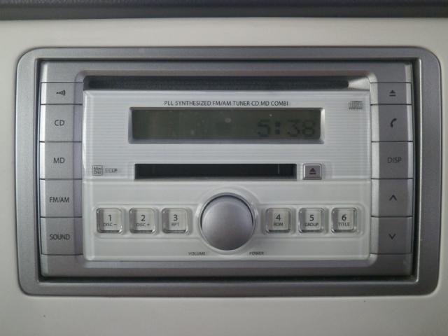 スズキ アルトラパン L キーレス 純正CD・MDデッキ
