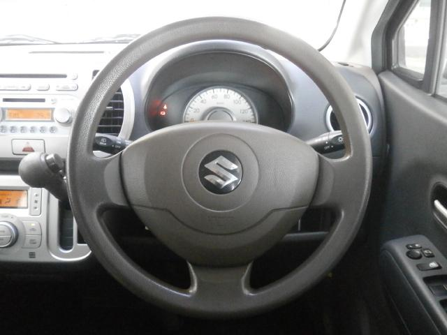 スズキ MRワゴン ウィット GS 4WD キーフリ- 純正CDデッキ