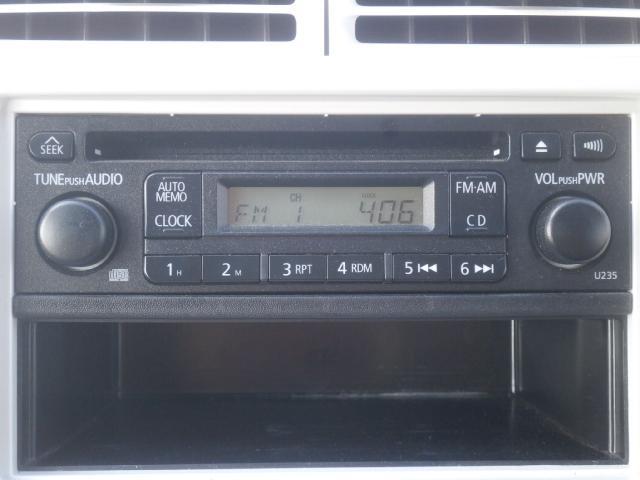 三菱 eKワゴン M キーレス 純正CDデッキ