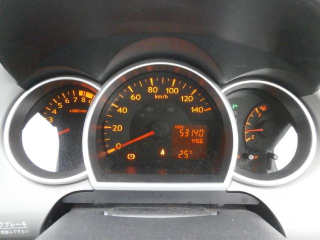 ダイハツ ソニカ RS 4WD キーフリー 純正CDデッキ