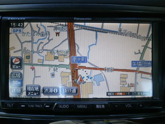 スバル エクシーガ 2.0i-S 純正HDDナビ ETC クルーズコントロール