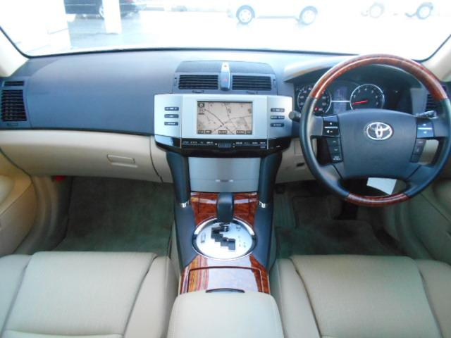 トヨタ マークX 250Gプライムセレクション 純正DVDナビ ETC