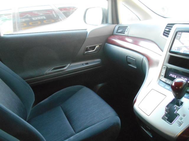 トヨタ ヴェルファイア 2.4Z ワンオーナー 純正HDDナビ パワースライドドア