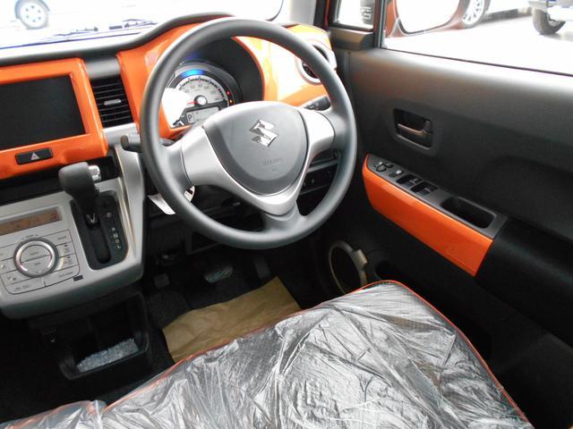 スズキ ハスラー G 届出済み未使用車 レーダーブレーキサポート