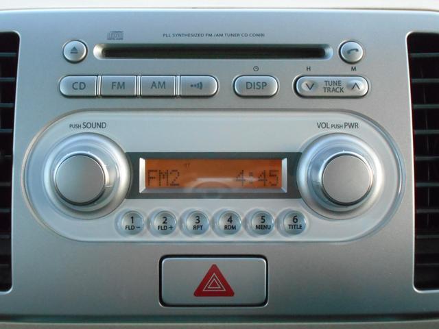 スズキ MRワゴン ウィット GS キーフリー 純正CDデッキ ETC