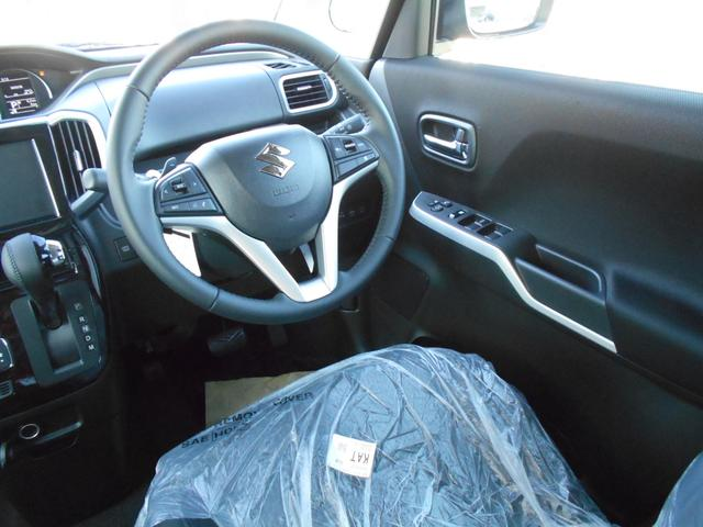 ハイブリッドMV 登録済み未使用車 セーフティサポート(4枚目)
