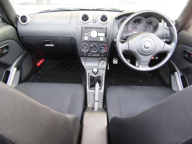 アクティブトップ 5速マニュアル キーレス 社外CDデッキ 社外アルミホイール 運転席・助手席エアバッグ パワーステアリング パワーウインドウ ABS(2枚目)